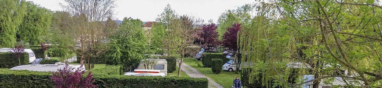 Camping familial en Isère à Cremieu