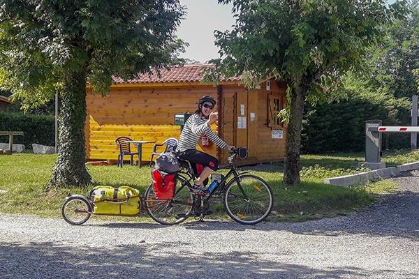 Isère in Cremieu Family campsite