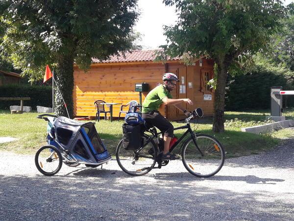 Mobil home vélo